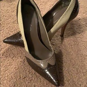 Charlotte Russe High Heels - size 6.5
